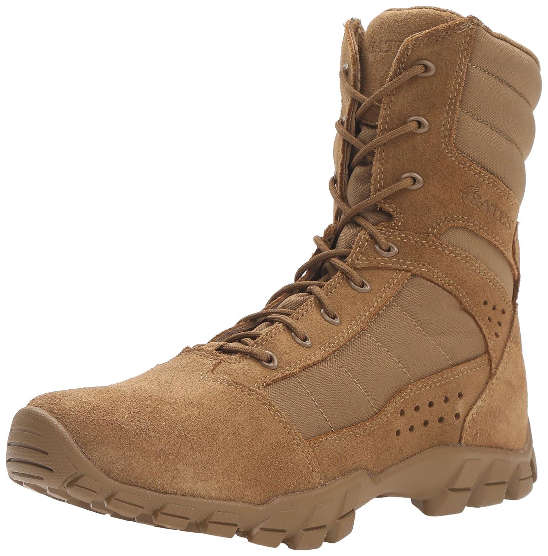 a768d7b301f Bates Men's Cobra Hot Weather Coyote Tactical Army Boot