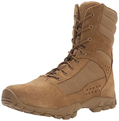 f0e66e3b8b8 Bates Men's Cobra Hot Weather Coyote Tactical Army Boot