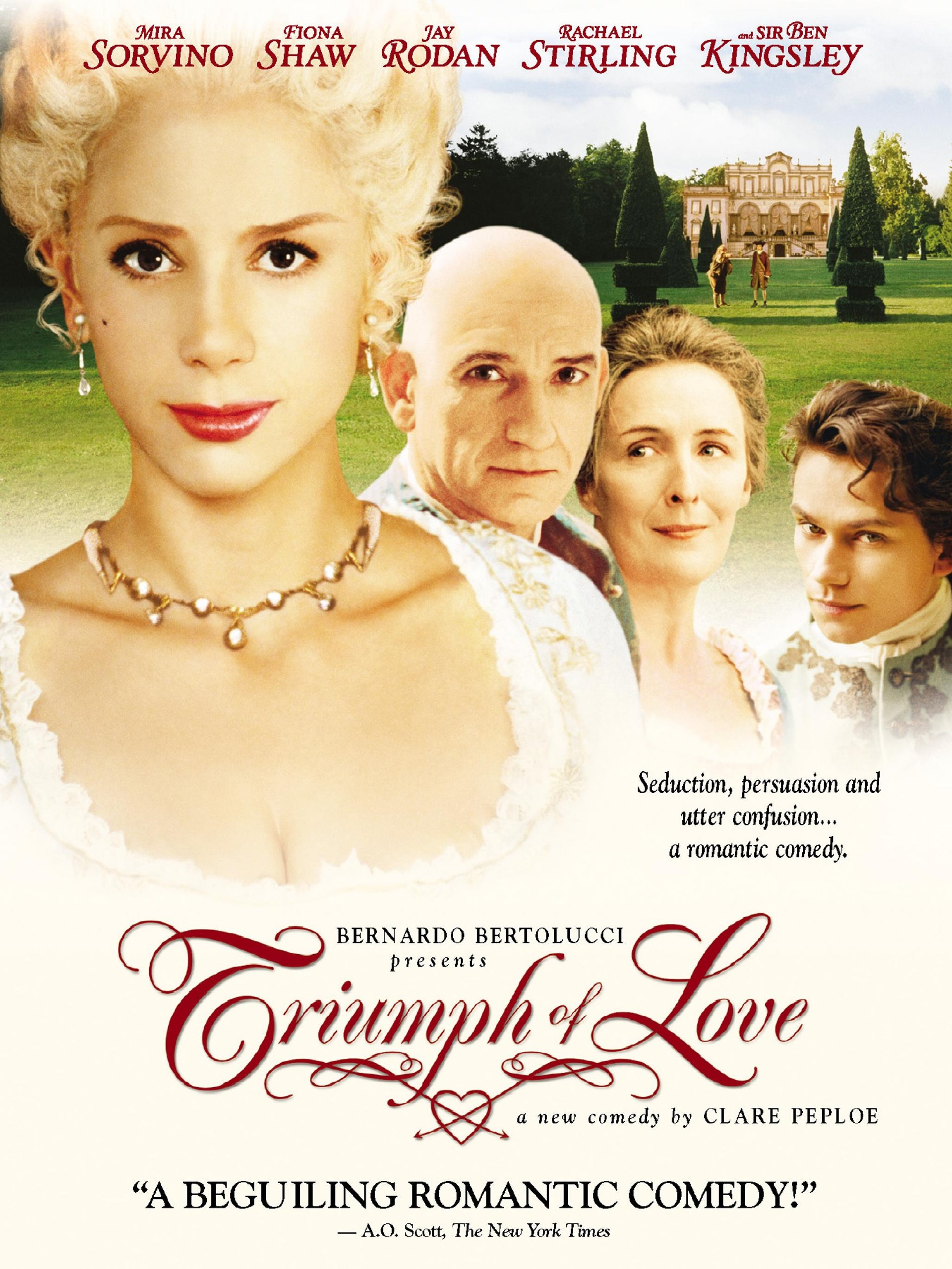 Download image 1700s woman portrait pc android iphone and ipad - Amazon Com Triumph Of Love Mira Sorvino Rachael Stirling Ben Kingsley Jay Rodan Amazon Digital Services Llc