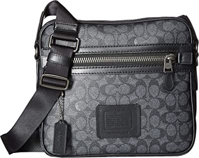 7281c0bb8 Amazon.com: COACH Men's Dylan 27 in Signature Grey One Size: Shoes