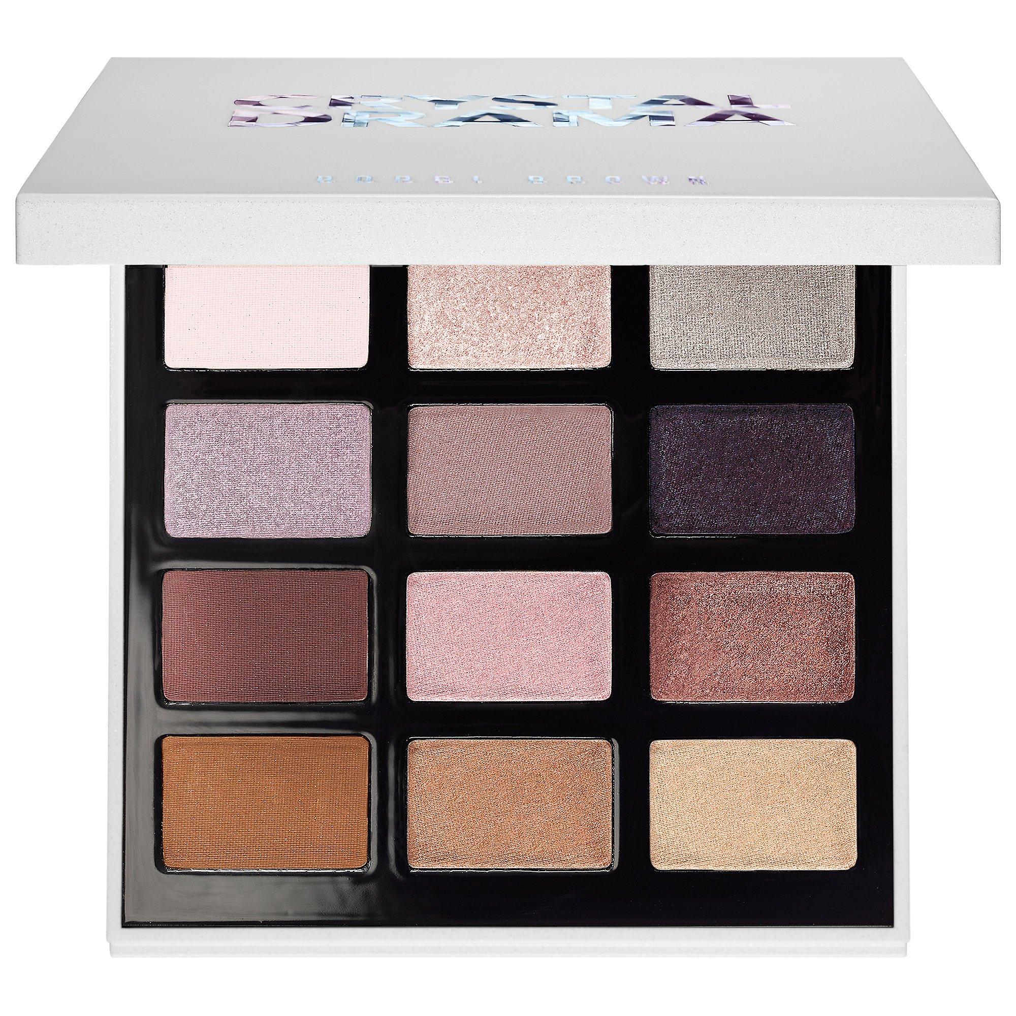 Bobbi Brown Limited Edition Crystal Drama Eyeshadow Palette