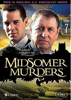 Midsomer Murders Series 7 Reissue