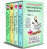 The Annie Graceland Cupcakes Cozy Mystery Series Box Set: Books 1 - 4