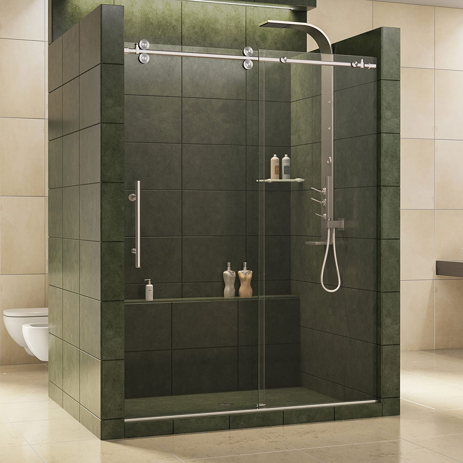 100 Glass Shower Enclosures Majestic Kitchen 3 8
