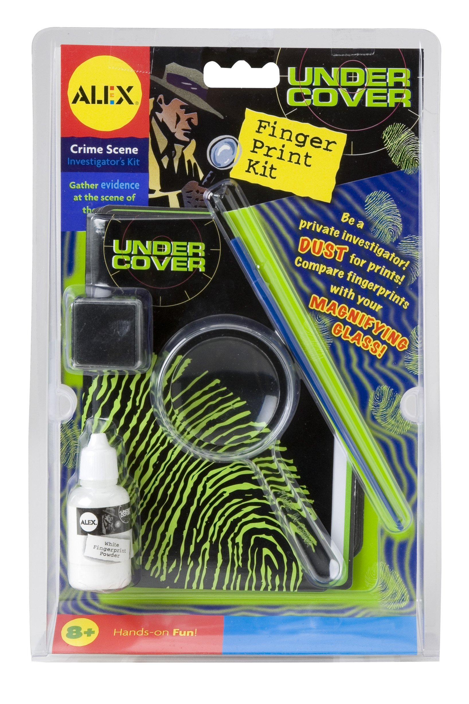 ALEX Toys Fingerprint Kit