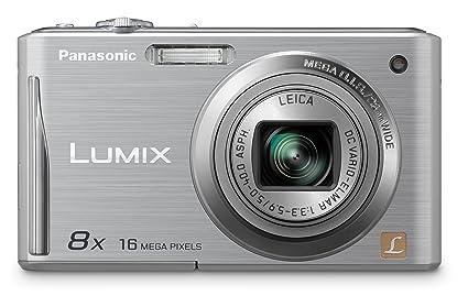 amazon com panasonic dmc fh25 16 1mp digital camera with 8x wide rh amazon com