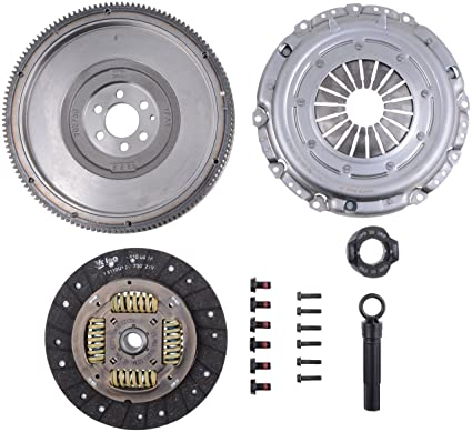 Amazon.com: Valeo 52285616 Solid Flywheel Clutch Conversion Kit: Automotive
