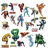 RoomMates RMK1154SCS Marvel Heroes Peel & Stick