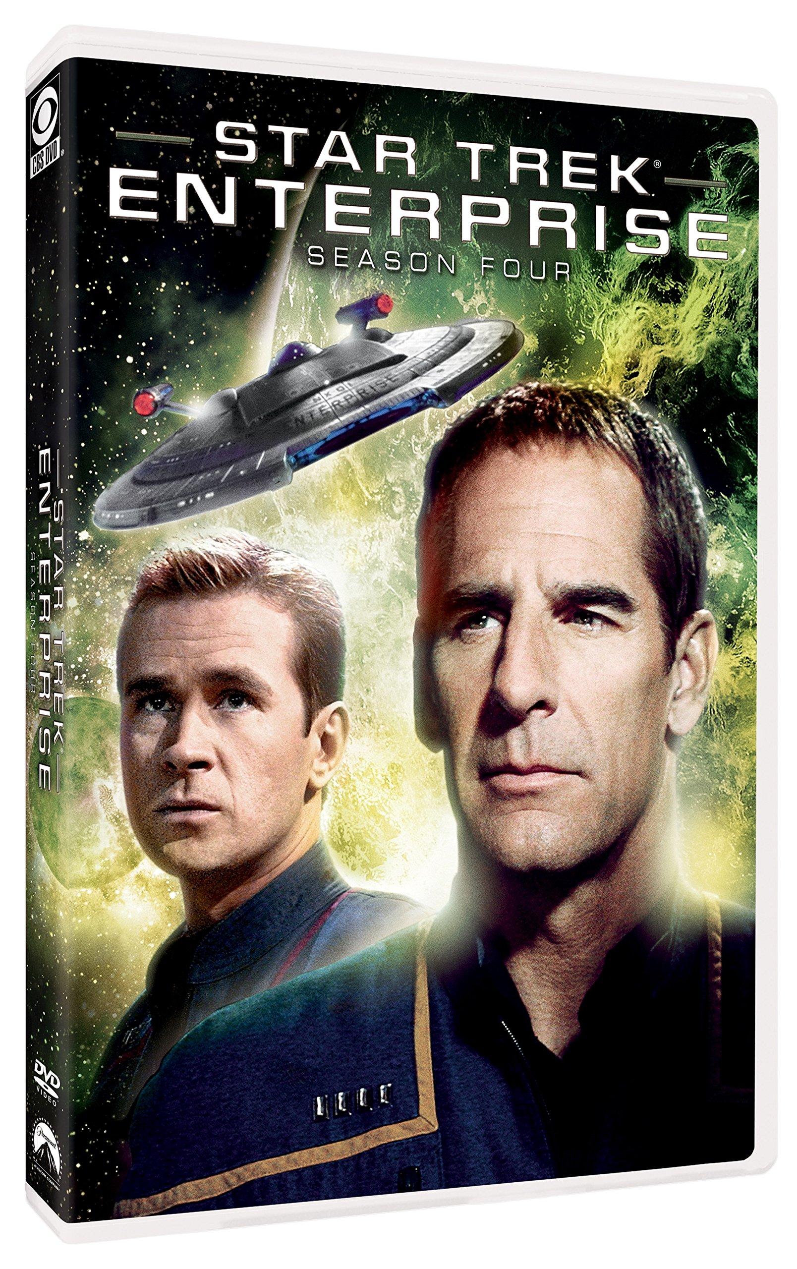 DVD : Star Trek: Enterprise: The Complete Fourth Season (Boxed Set, AC-3, Repackaged, Widescreen, )