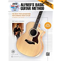Alfred's Basic Guitar Method, Complete: The Most Popular Method for Learning How to Play, Book, DVD & Online Video/Audio…