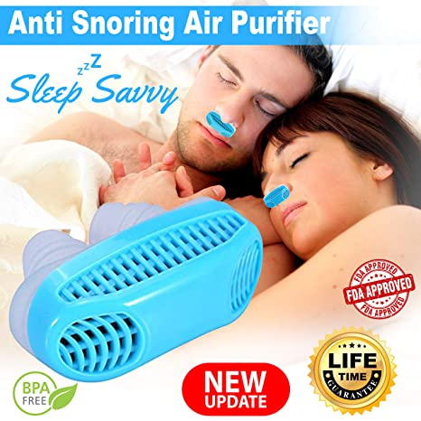 Review 2-in-1 Anti Snoring Device