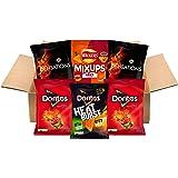 Walkers Doritos Sensations Snacks Box, Assorted Flavours, Pack of 6