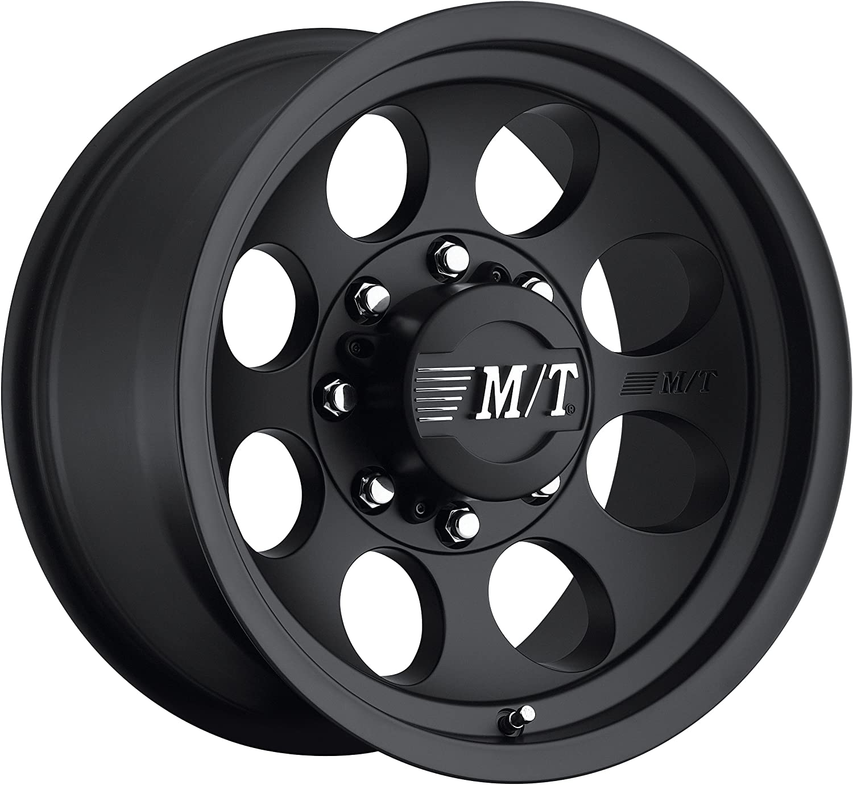 Mickey Thompson Classic III Wheel with Satin Black Finish