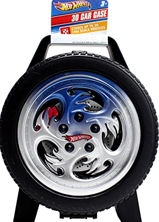 Hot Wheels 30 Car Case