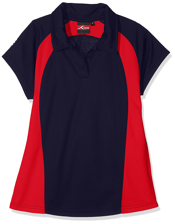 AKOA Girls Spg Sector Polo Sports Shirt