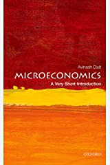 Microeconomics: A Very Short Introduction (Very Short Introductions) (English Edition) eBook Kindle