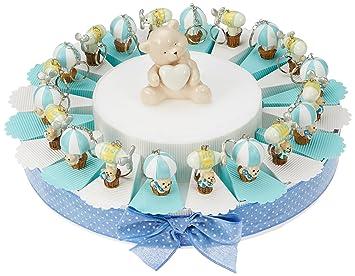 Sindy Bomboniere 8054382130 Kuchen Bomboniera Geburt Taufe