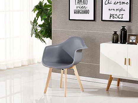Salotto Moderno Bianco E Grigio : P&n homewares® rico da poltrona a pozzetto poltrona da ufficio e