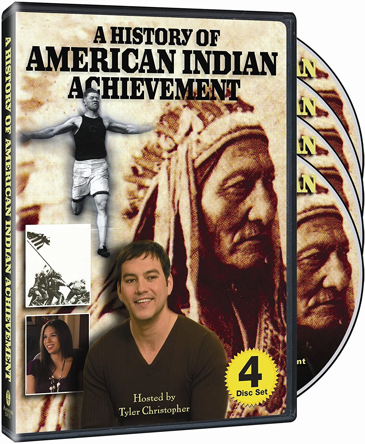 History of American Indian Achievement [DVD]