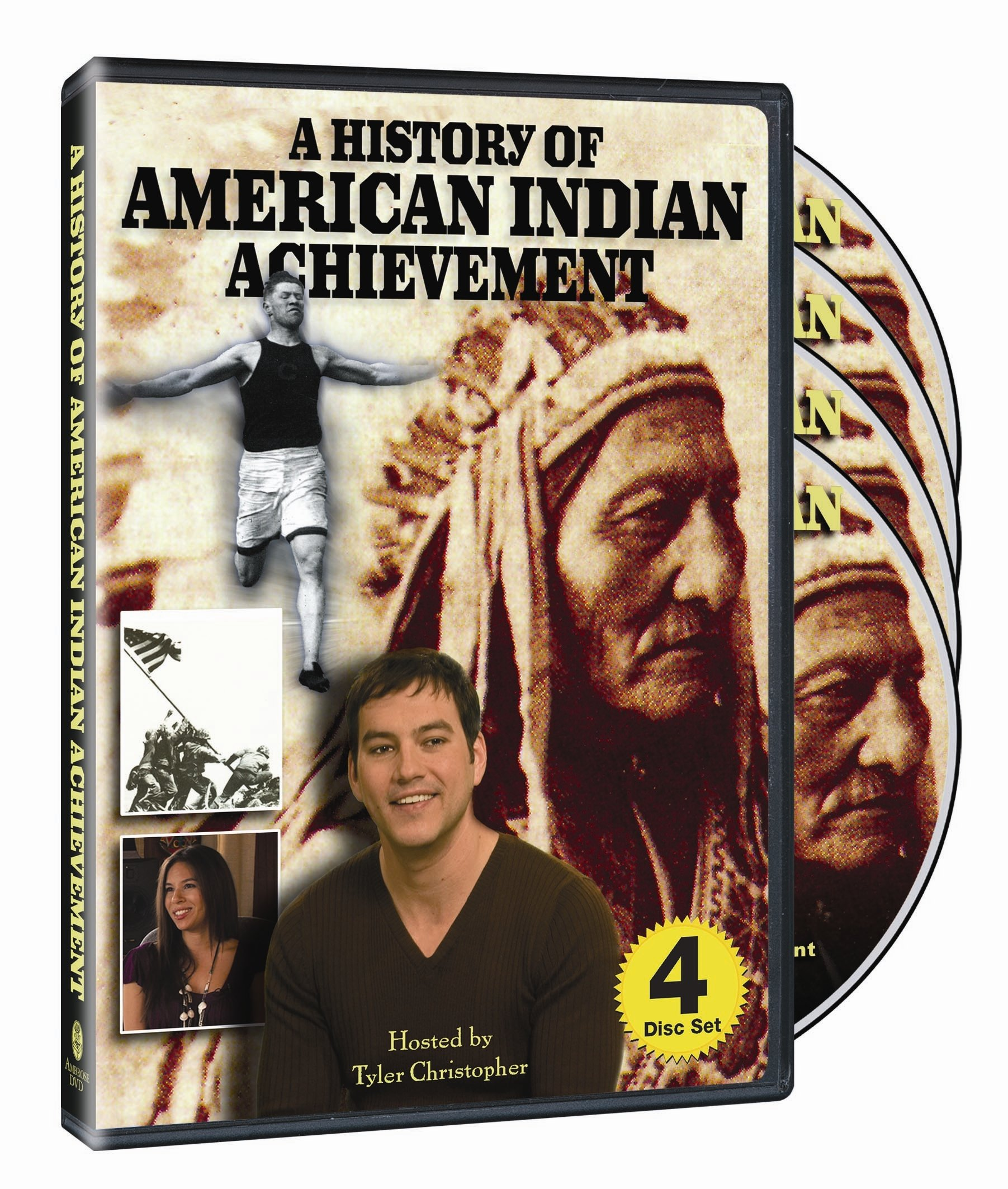 A History of American Indian Achievement DVD Series