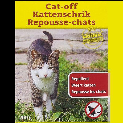 Ahuyentador de Gatos Gato gato de defensa contra Körner 200 ...