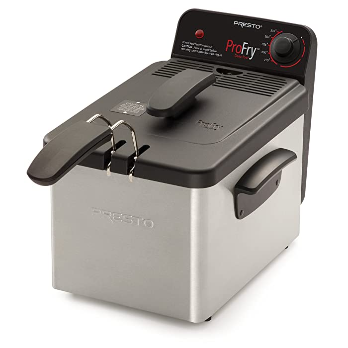 Top 9 Presto Stainless Deep Fryer