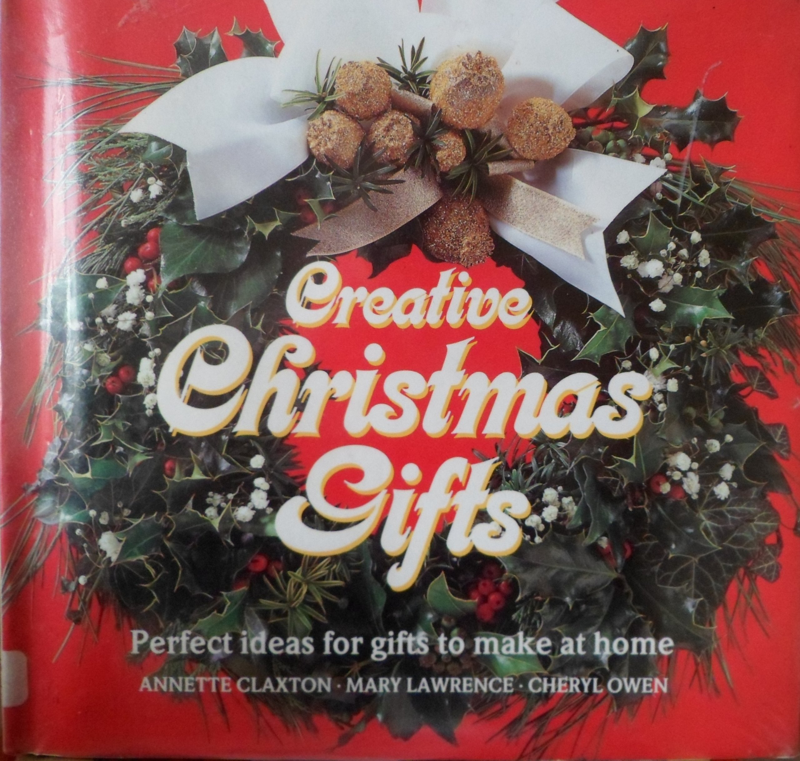 Clever Christmas Gifts.Creative Christmas Gifts Amazon Co Uk Annette Claxton