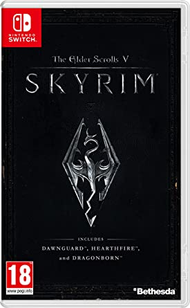 The Elder Scrolls V: Skyrim - Nintendo Switch [Importación inglesa ...
