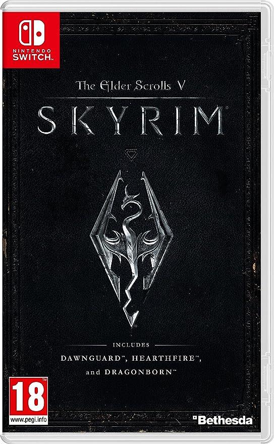 The Elder Scrolls V: Skyrim (Nintendo Switch): Amazon co uk