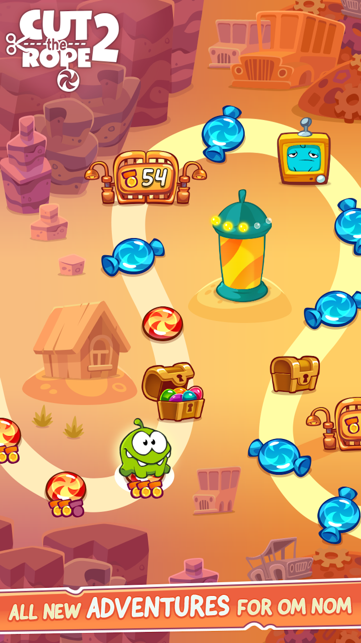 cut the rope 2 free game