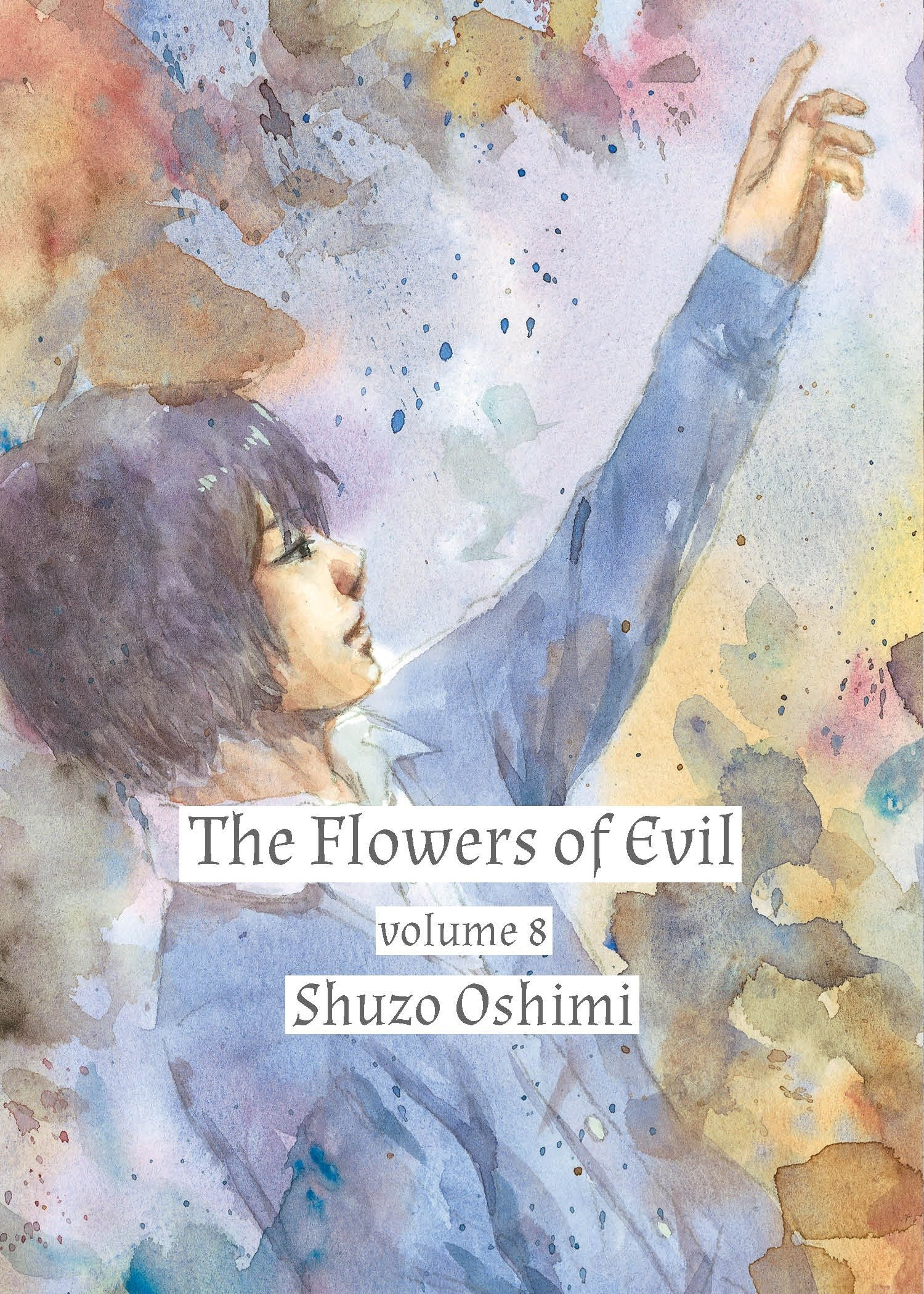 Download Flowers of Evil, Volume 8 ebook
