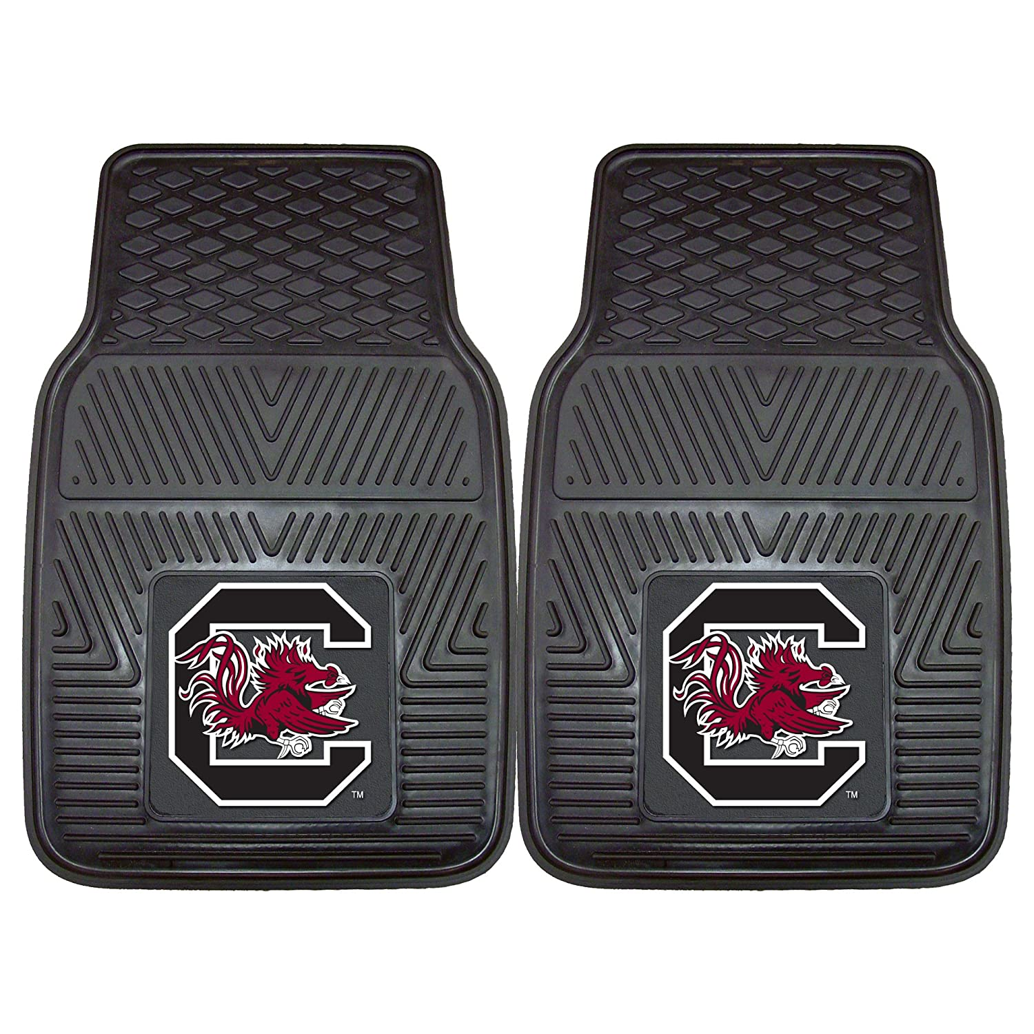 Office entry door mats - Amazon Com Fanmats Ncaa University Of South Carolina Gamecocks Vinyl Heavy Duty Car Mat Automotive
