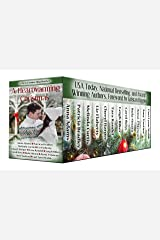 A Heartwarming Christmas: A 12 Story Collection from Heartwarming Christmas Town (Christmas Town 2015) Kindle Edition
