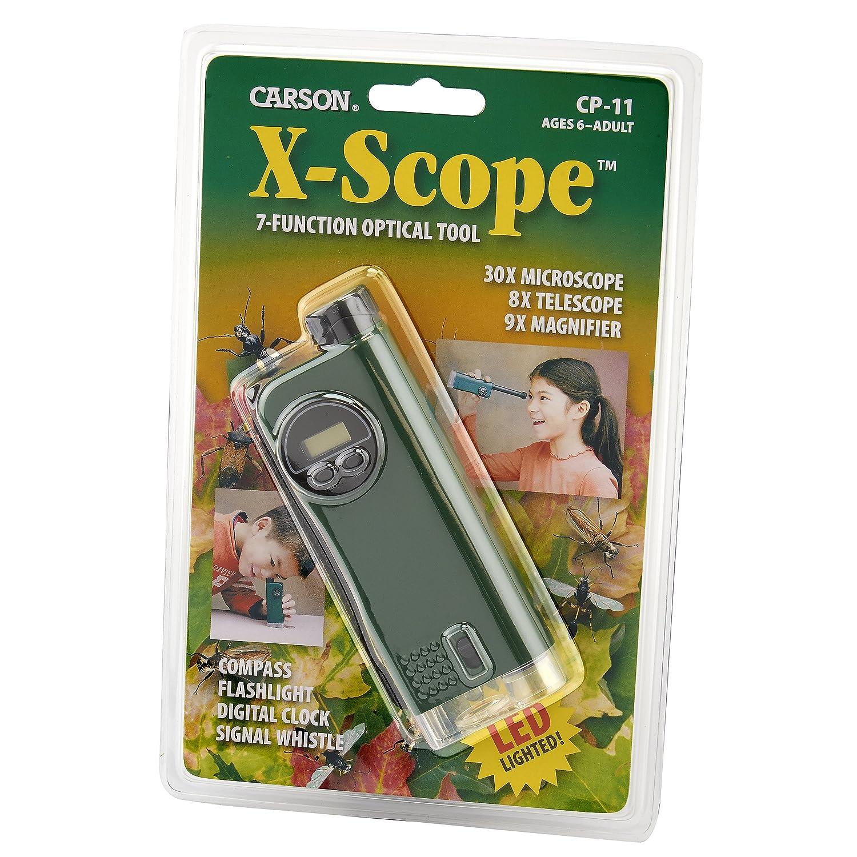 Multicolore Unisex Carson Optics COCP11 Kit di Sopravvivenza Taglia Unica Adulto