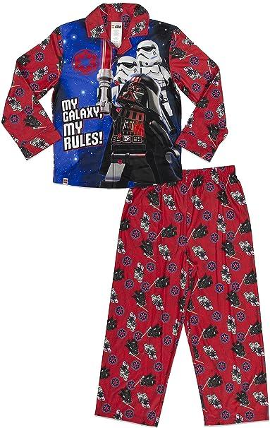 8f9bf916c4 LEGO Big Star Wars - Conjunto de Pijama para niños