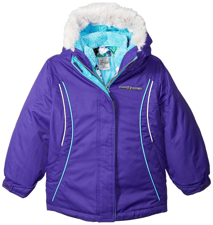 Amazon.com: ZeroXposur Girls' Celine 3-In-1 Systems Jacket: Clothing
