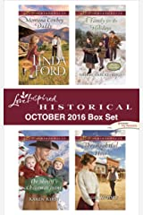 Harlequin Love Inspired Historical October 2016 Box Set: An Anthology Kindle Edition