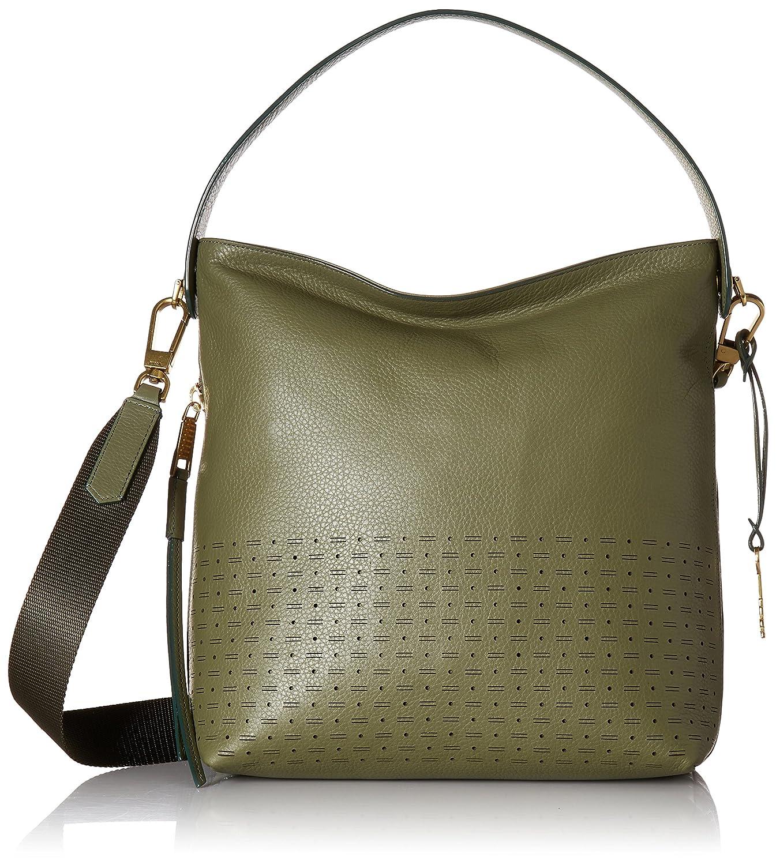 5e573ffde68f Amazon.com  Fossil Maya Small HOBO Handbag