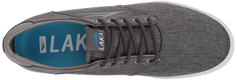 Lakai Porter Skate Shoe US|Charcoal B073SNSY8F 7 M US|Charcoal Shoe Textile 9cce0f