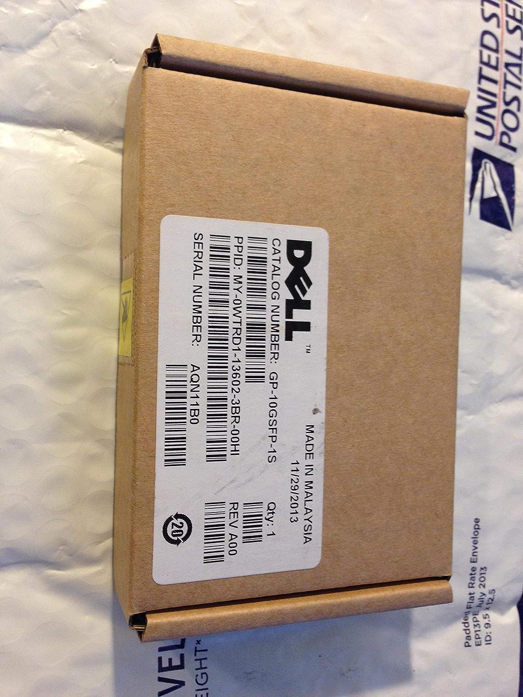 Dell WTRD1 10G SFP+ 850NM SR TRANSCEIVER