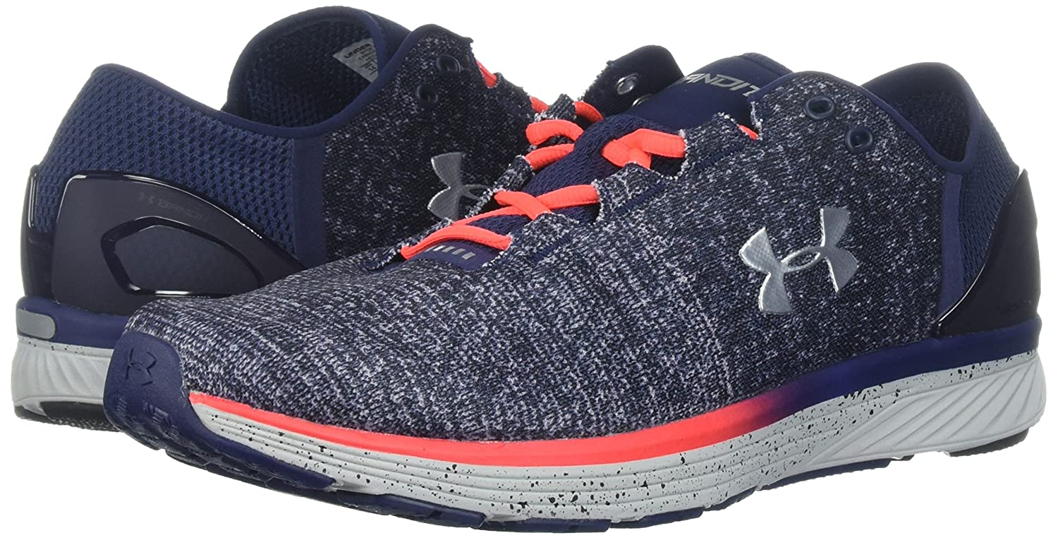 Under Armour Women's Charged Bandit 3 Running Shoe B01N9SPX88 9.5 M US|Gray