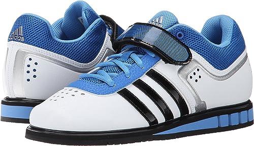 adidas Herren Power Perfect II Hallenschuhe, Schwarz