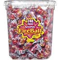 Atomic Fireballs Candy 4.05 Pound Bulk Tub