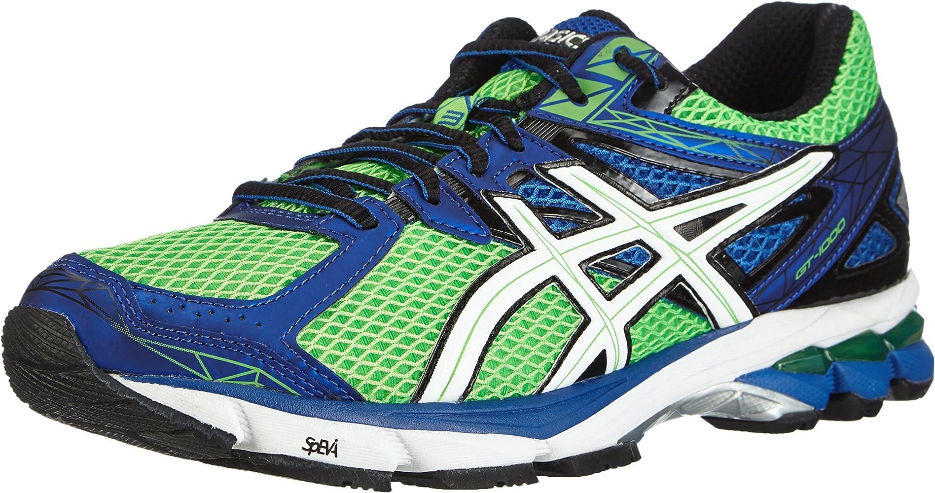 ASICS GT-1000 3 - Zapatillas de deporte para hombre, Color Verde ...