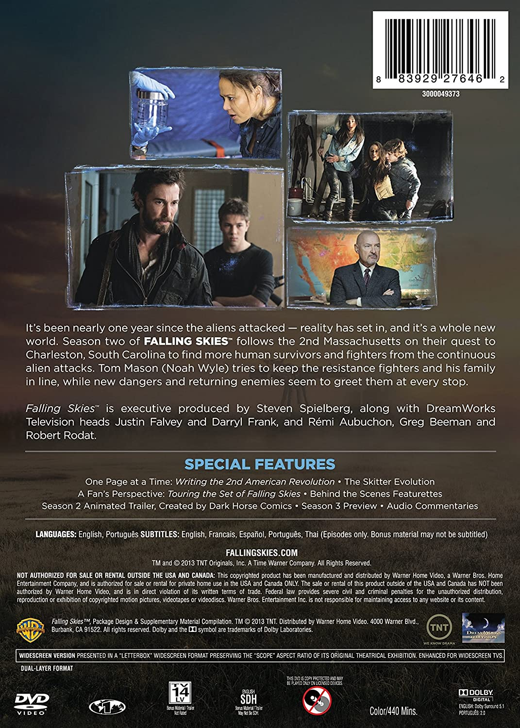 falling skies season 1 torrent