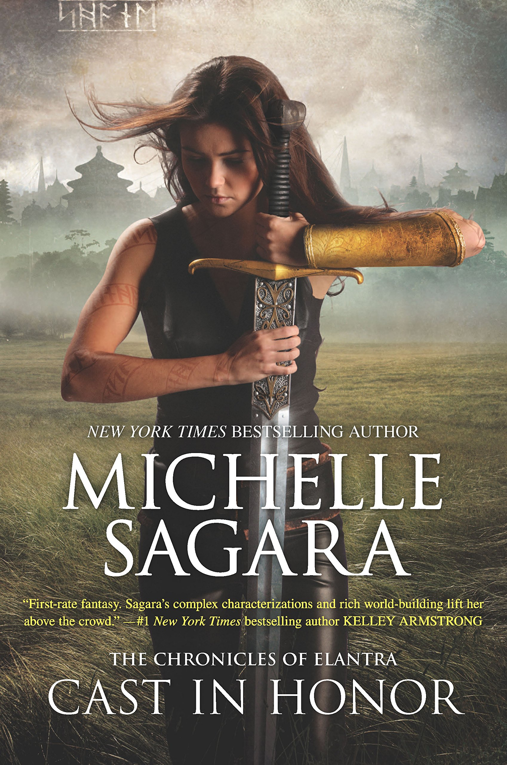 Cast in Honor (The Chronicles of Elantra): Michelle Sagara
