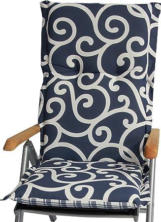 Beo B112/B113 Ascot HL - Cojín para sillas: Amazon.es: Jardín