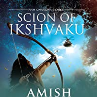 Scion of Ikshvaku: Ram Chandra Series, Book 1