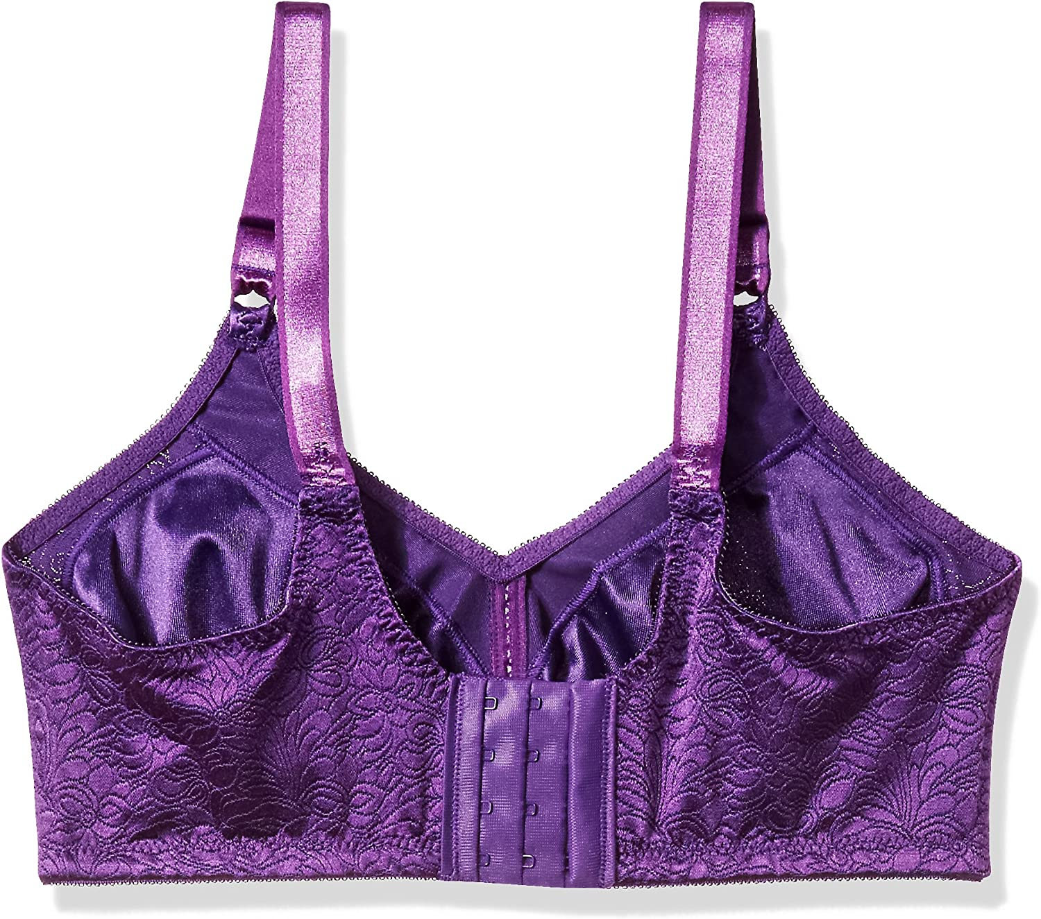 Bali Women's Double Support Spa Closure Wire-Free Bra at  Women's Clothing store