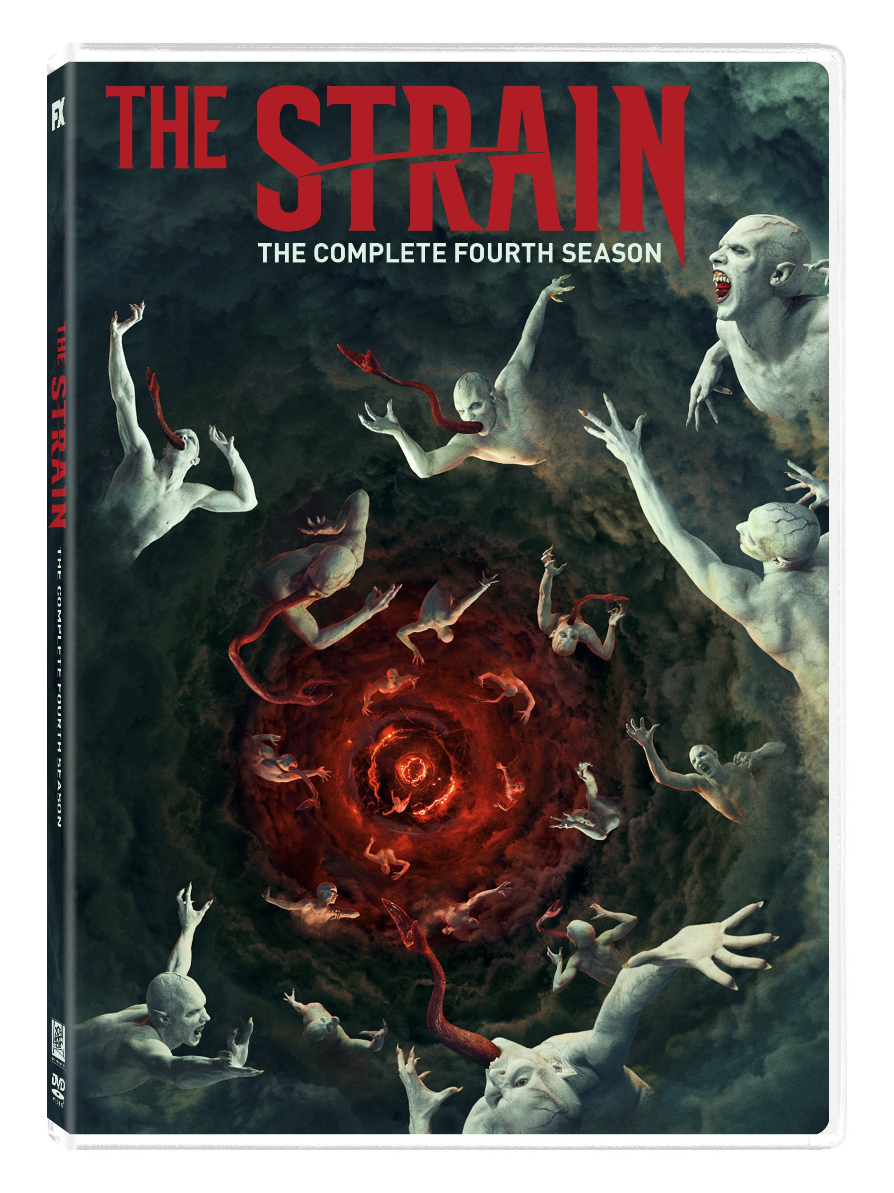 The Strain: The Complete Fourth Season (3 Pack, Widescreen, Dolby, AC-3, Subtitled)